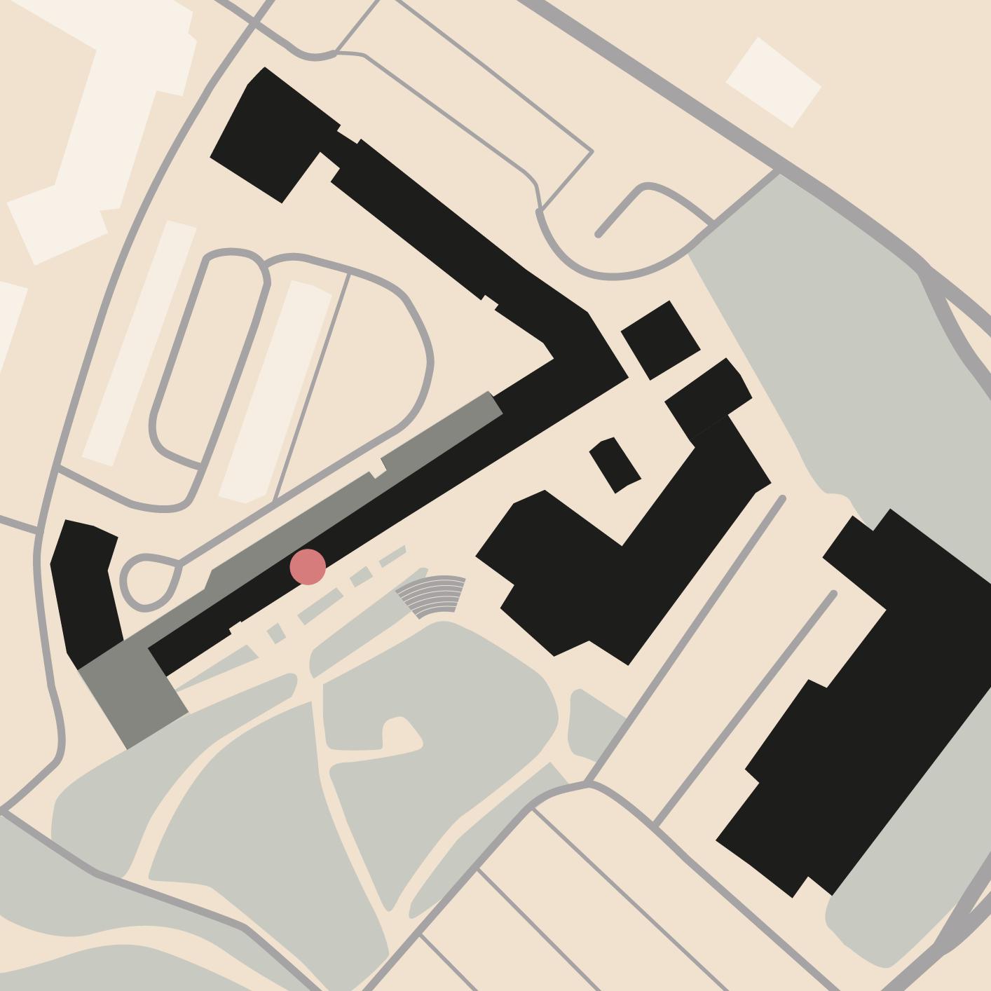 Karta Akademibokhandeln
