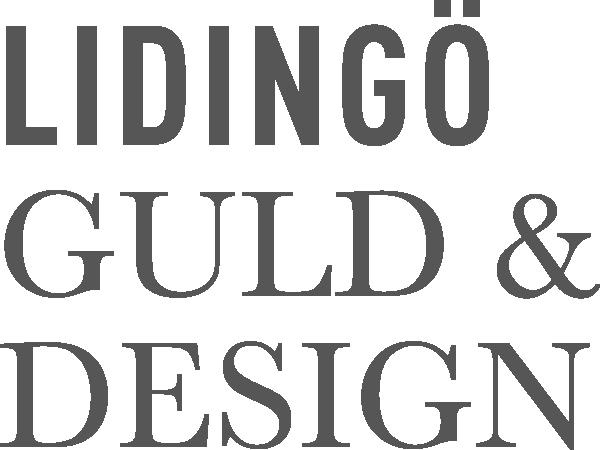 Lidingö Guld & Design logo
