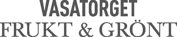 Vasatorget Frukt & Grönt logo